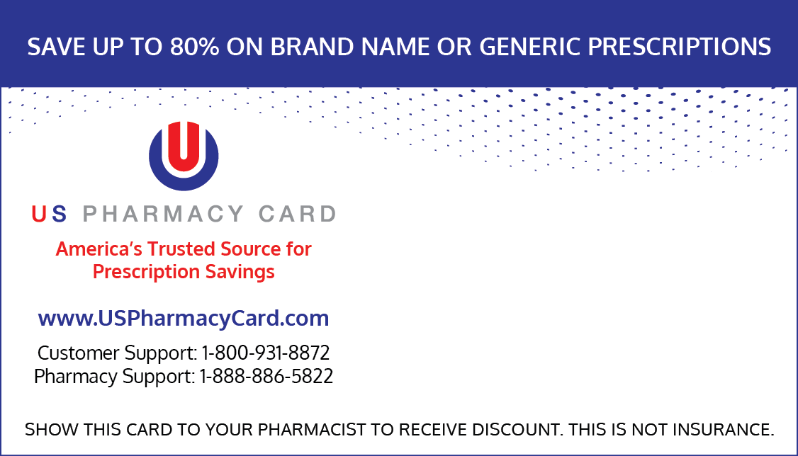 US Pharmacy Card